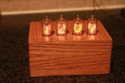 Nixie 4 digit